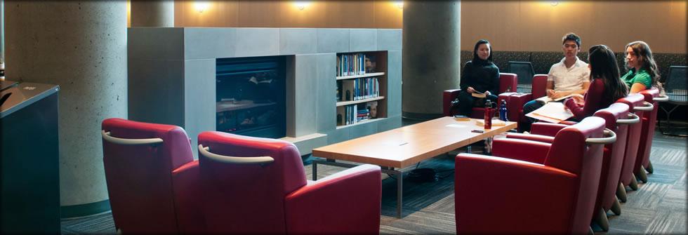 Book Study Room Ubc